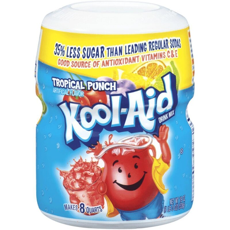Kool-Aid Drink Mix - Tropical Punch - 538 g