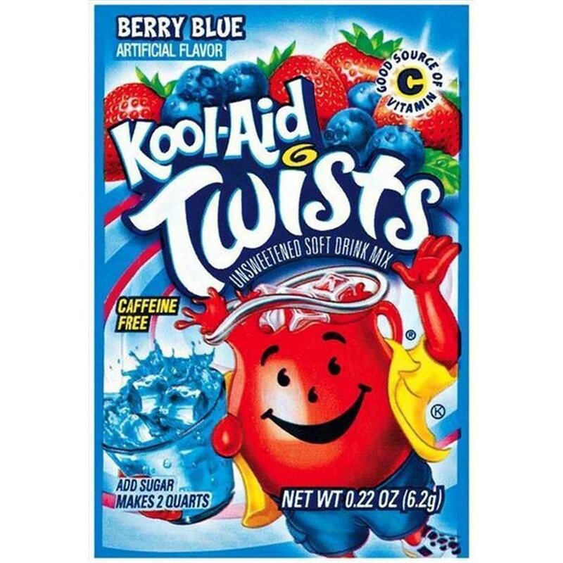 Kool-Aid Drink Mix - mixed Berry - 6,2 g