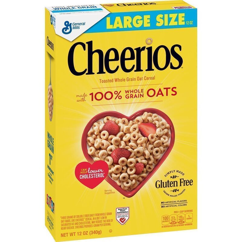 Cheerios - Large Size - 340g