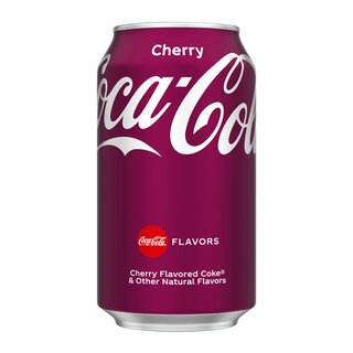 Coca-Cola - Cherry - 1 x 355 ml