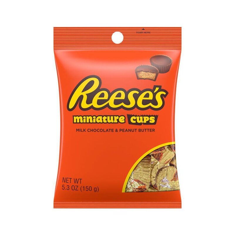 Reeses Peanut Butter Cups Miniatures - 150g
