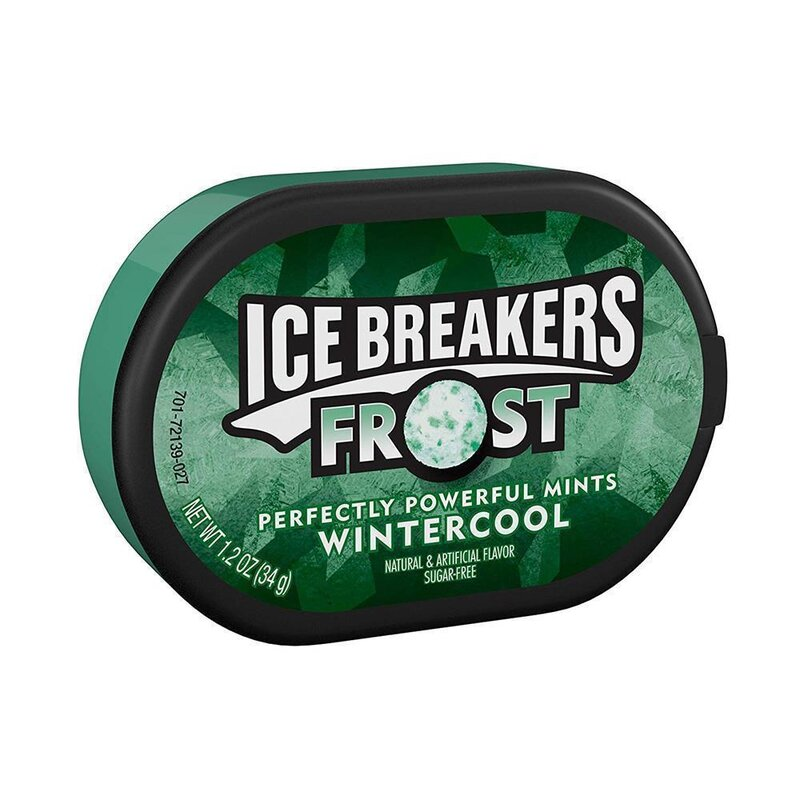 Ice Breakers - Frost - Wintercool - 34g