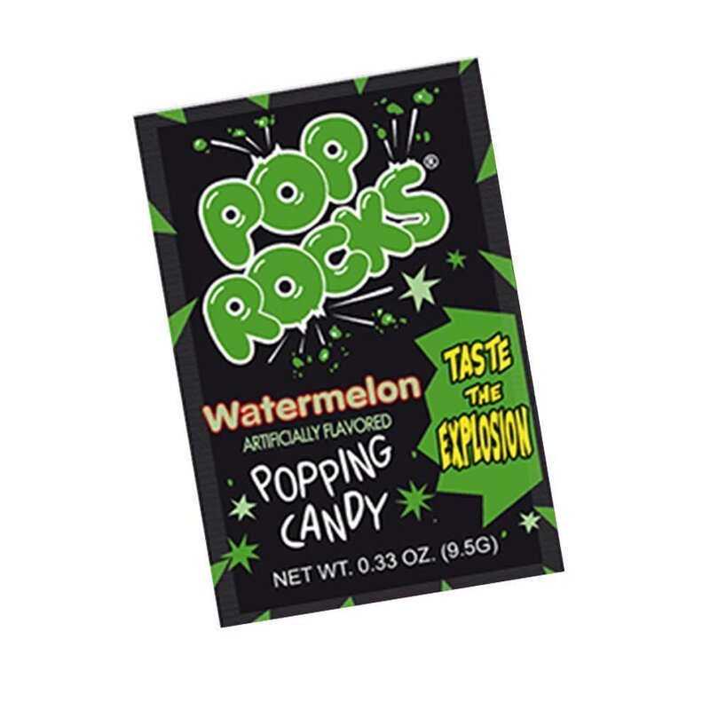 Pop Rocks Watermelone - 9,5g
