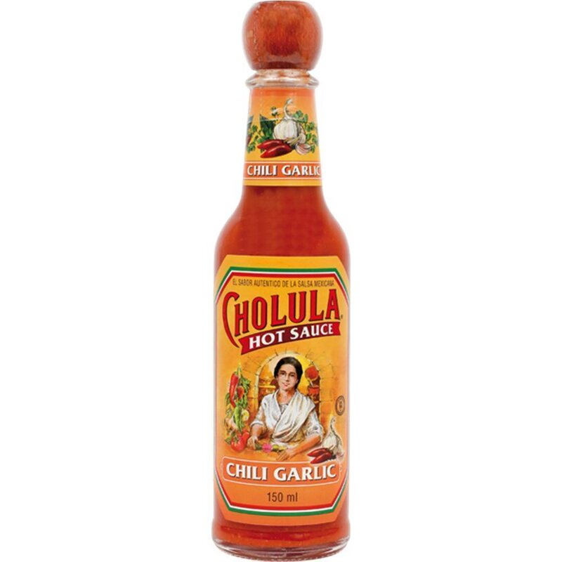 Cholula Hot Sauce - Chili Garlic - 150ml