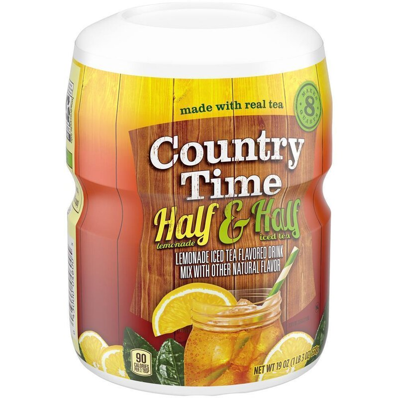 Country Time - Half & Half - 538 g
