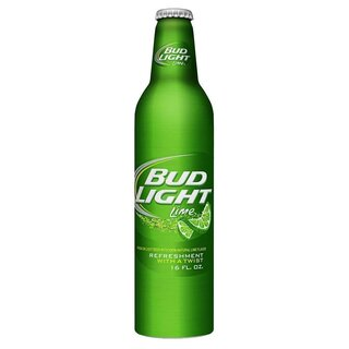 Bud Light Lime 1 x 473 ml (Aluminium Flasche)