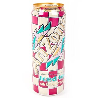 Arizona Raspberry Iced Tea (1x 680ml)