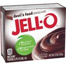 Jell-O Devil´s Food Instant Pudding & Pie Filling (107g)