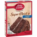 Betty Crocker - Super Moist - Chocolate Fudge Cake Mix...