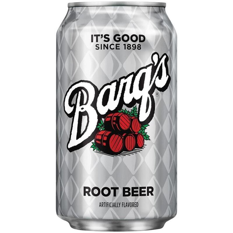 Barqs - Root Beer - 1 x 355 ml