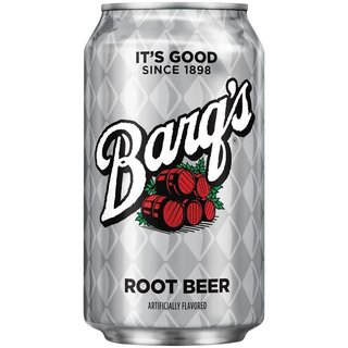 Barqs Root Beer 1 x 355 ml
