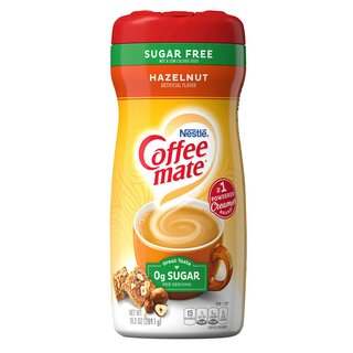 Nestle Coffee-Mate Sugar Free Hazelnut ( 289,1 g )