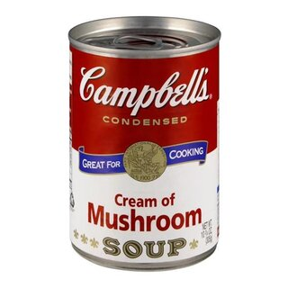 Campbells Cream of Mushroom Soup (305g)