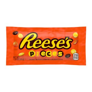 Reeses Pieces Peanut Butter Candy (43g)