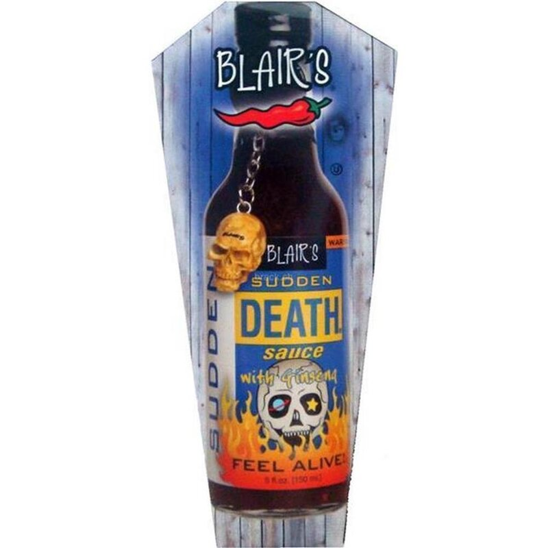 Blairs - Sudden Death sauce with Ginseng - 1 x 150ml