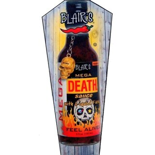 Blairs - Mega Death sauce with Liquid Fury (150ml)