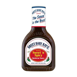 Sweet Baby Rays Sweet n Spicy Barbecue Sauce (510g)
