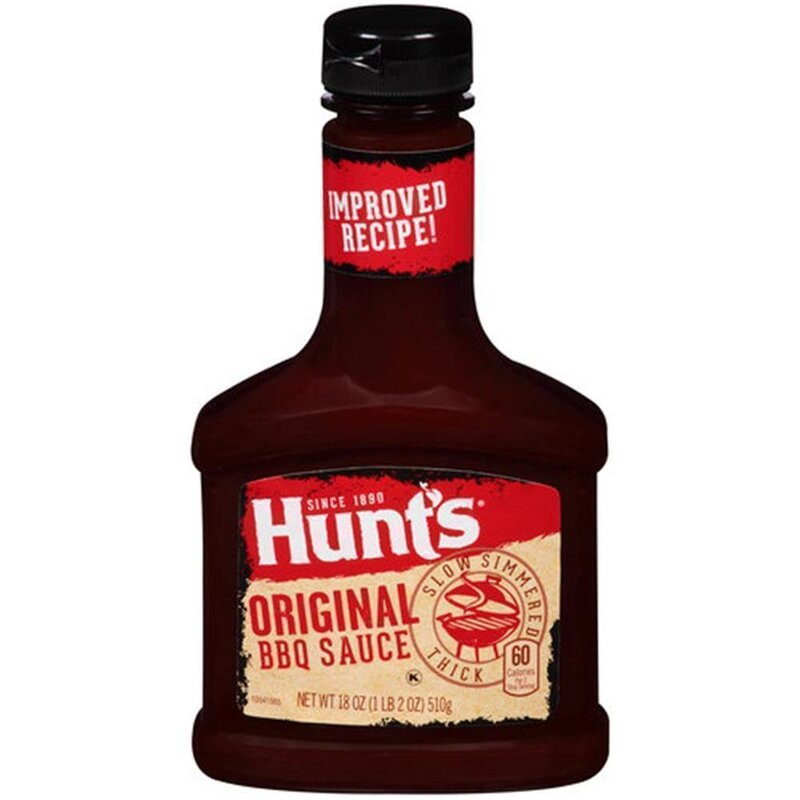 Hunts - Original BBQ Sauce (510g)