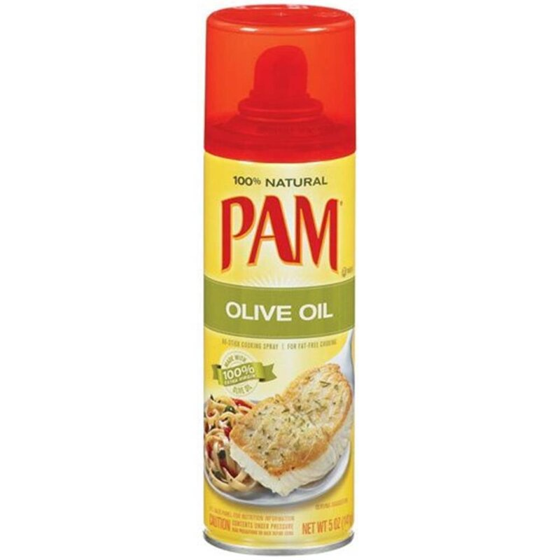 PAM - Olive Oil Cookingspray - 1 x 148 ml