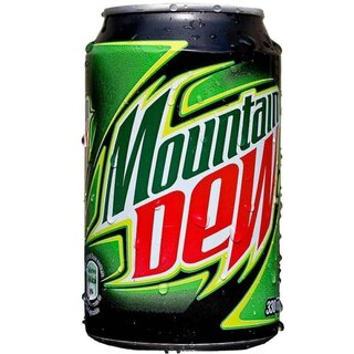 Mountain Dew - Classic 1 x 330 ml - EU