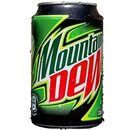 Mountain Dew - Classic 1 x 330 ml