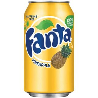 Fanta Pineapple 12 x 355 ml