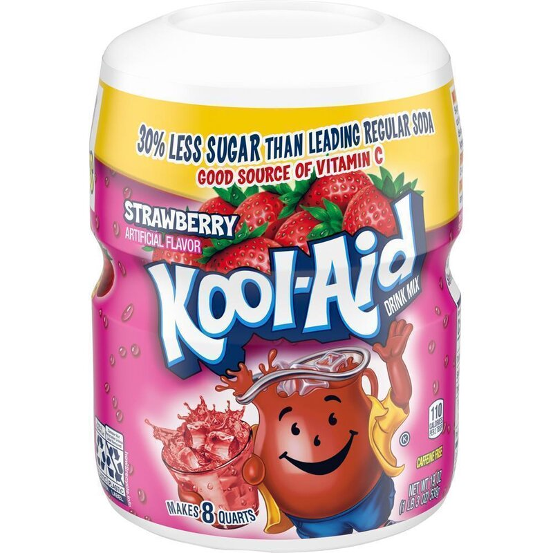 Kool-Aid Drink Mix - Strawberry - 1 x 538 g
