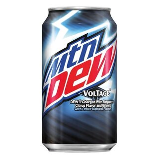 Mountain Dew - Voltage - 12 x 355 ml