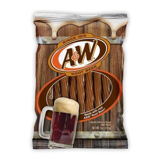 A & W Root Beer - Candy Twists (12x142g)