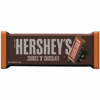 Hersheys Cookies & Chocolate Bar (36x 43g.)