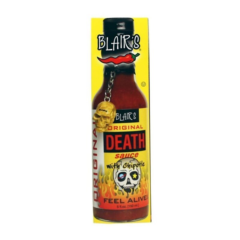 Blairs Original Death Sauce With Chipotle - 1 x 150ml
