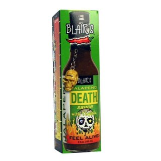 Blairs Jalapeno Death Sauce With Tequila (150ml)