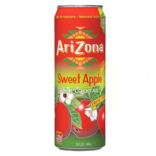 Arizona Sweet Apple Juice Cocktail (12x 680ml)