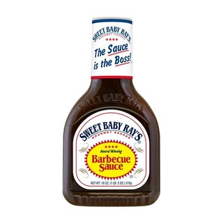 Sweet Baby Rays Original Barbecue Sauce (510g)
