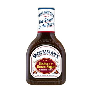 Sweet Baby Rays Hickory & Brown Sugar Sauce (510g)
