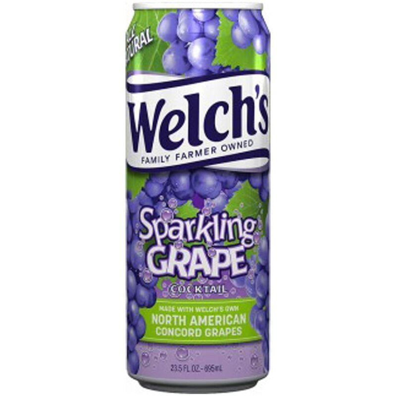 Arizona - Welchs Sparkling Grape Cocktail  - 1 x 695 ml