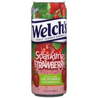 Arizona Welchs Sparkling Strawberry Cocktail (12x 695ml)