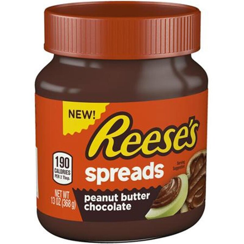 Reeses - Spreads Peanut Butter Chocolate - 1 x 368g