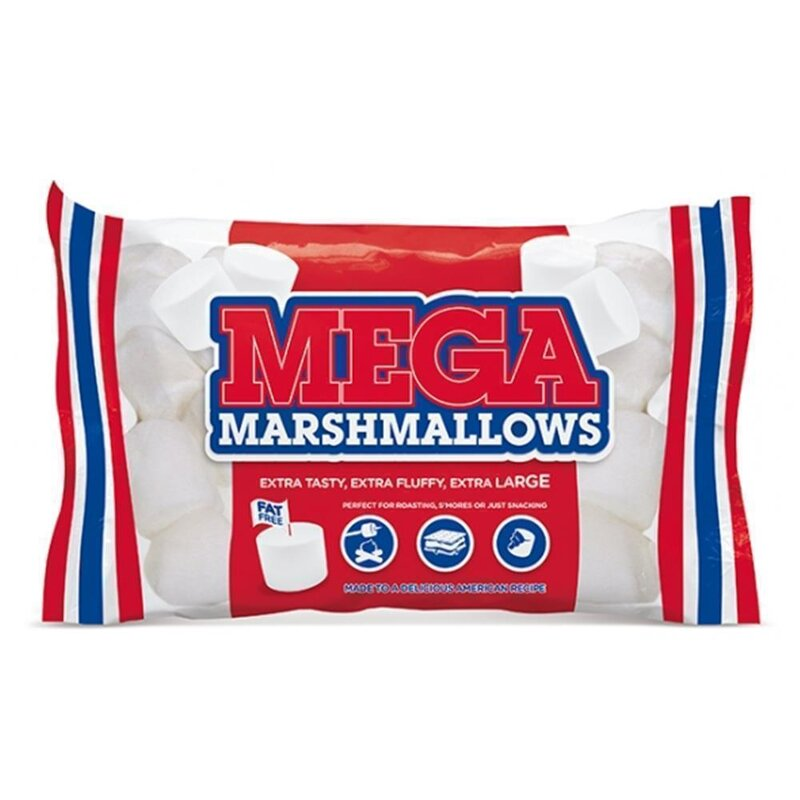 Mega - Marshmallows - 1 x 700 g