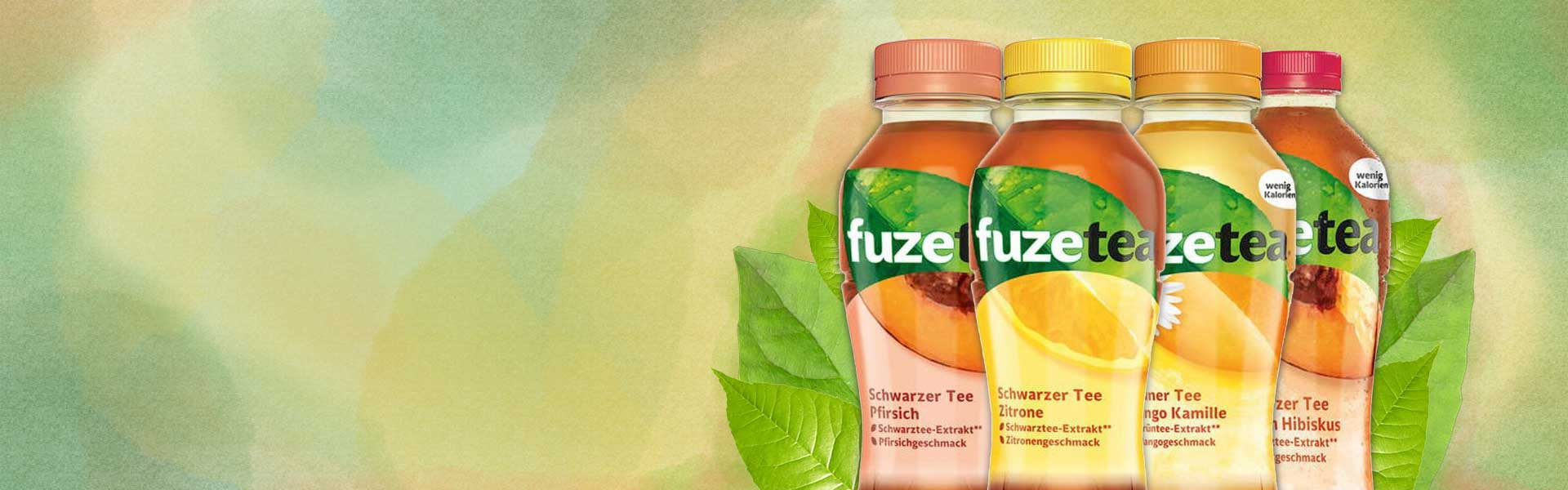 FUZE TEA AUF USA-DRINKS