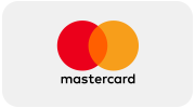 Payment option Mastercard Creditcard